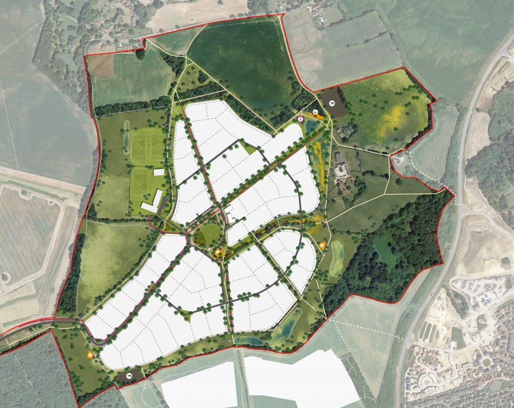 Illustrative Landscape Plan